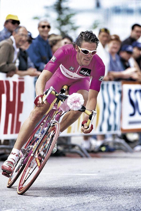 As camisas do Giro d'Italia e a mítica Maglia Rosa