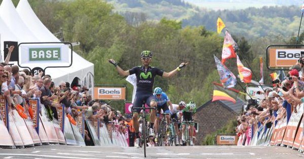 Valverde ganha pela 5ª vez a Fleche Wallonne!