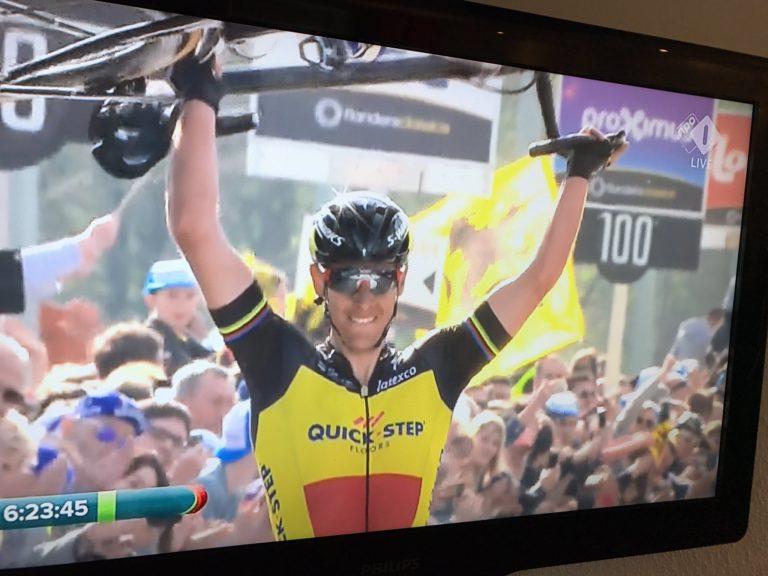 Gilbert fora daLiège-Bastogne-Liège e do Giro!