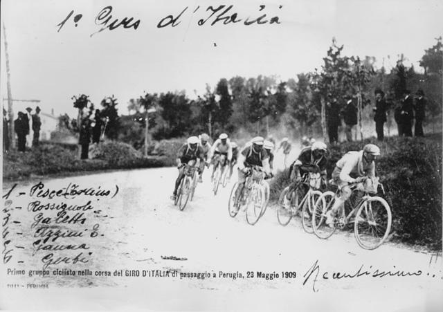 Giro d'Italia um pedaço da história do ciclismo!