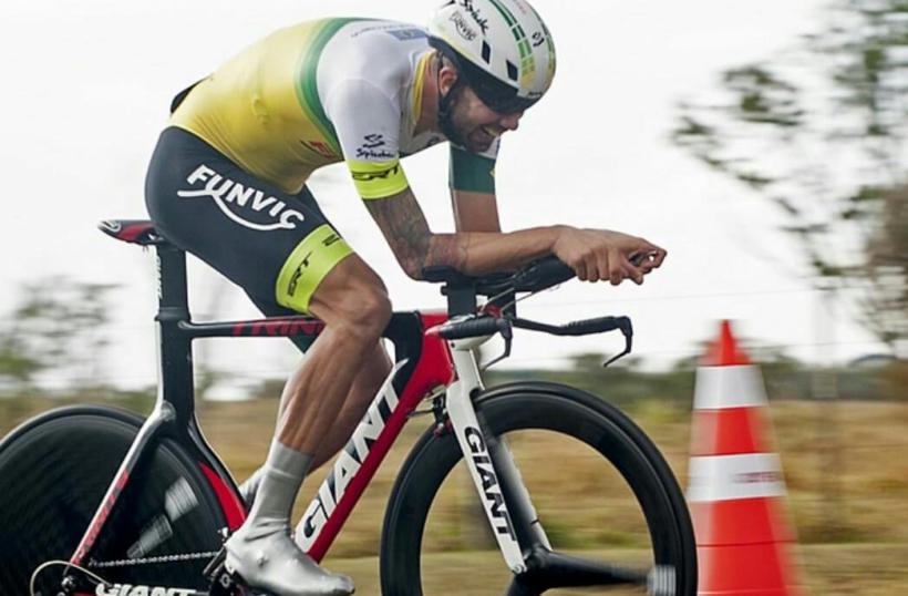 f23e9c98cc3 Lauro Chaman vence Paulista de Contra Relógio - Pelote Ciclismo