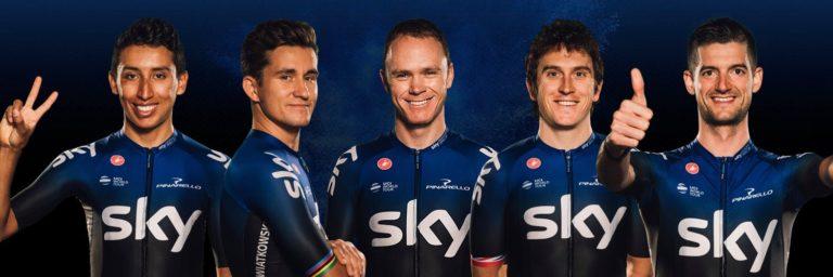 O Legado Sky – Lições para o ciclismo Moderno