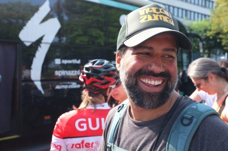 Café com Pelote: Junimba, um brasileiro acompanhando o ciclismo profissional na Europa!