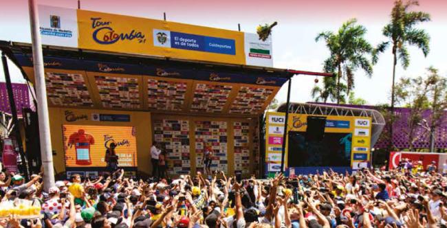 Tour Colômbia começa nesta terça. Alaphilippe, Egan Bernal e Seleção Brasileira confirmados.
