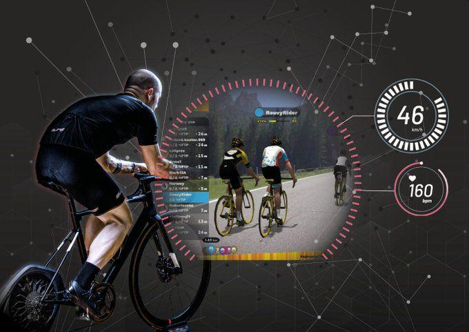 Ciclismo digital é esporte?