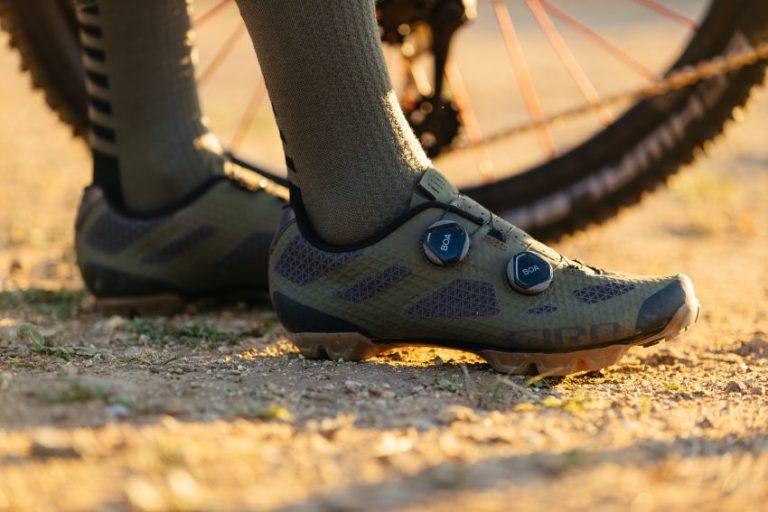 Conforto e performance para a as trilhas: conheça a nova sapatilha Giro Sector