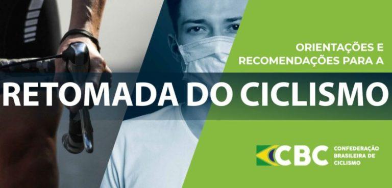 Protocolo de Retomada do Ciclismo Brasileiro