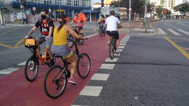 Vendas de bicicletas no Brasil tiveram aumento de 118% em julho