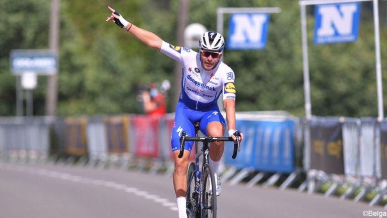Deceuninck Quick Step vence na volta do ciclismo Belga