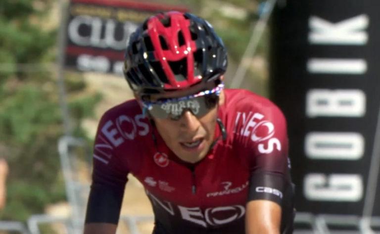 Ivan Sosa vence pela Ineos no final da Volta a Burgos, Evenepoel é campeão