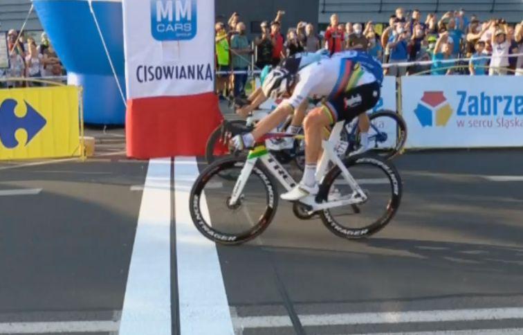 Mads Pedersen venceu no Tour da Polônia!