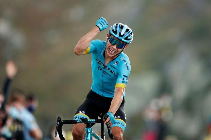 Superman Lopez vence em Meribel, Roglic muito perto do título no Tour de France