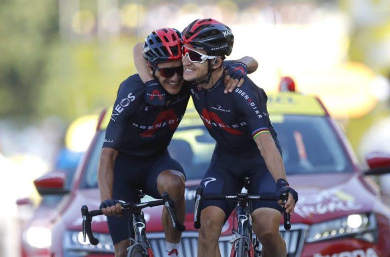 Kwiato vence e Carapaz é Rei da Montanha no Tour de France